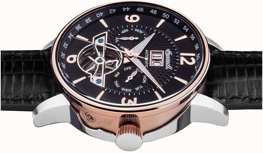 Мужские часы Ingersoll I00702 Женские часы Casio SHE-4800PG-9A